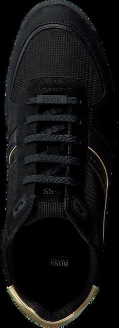 Schwarze HUGO BOSS Sneaker GLAZE LOWP LUX2 - large