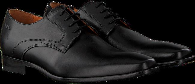 Schwarze VAN LIER Business Schuhe 1958900  - large