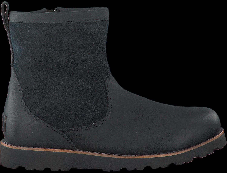 schwarze ugg ankle boots hendren jetzt im sale. Black Bedroom Furniture Sets. Home Design Ideas