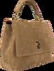 Braune COCCINELLE Handtasche LIYA 1801  - small