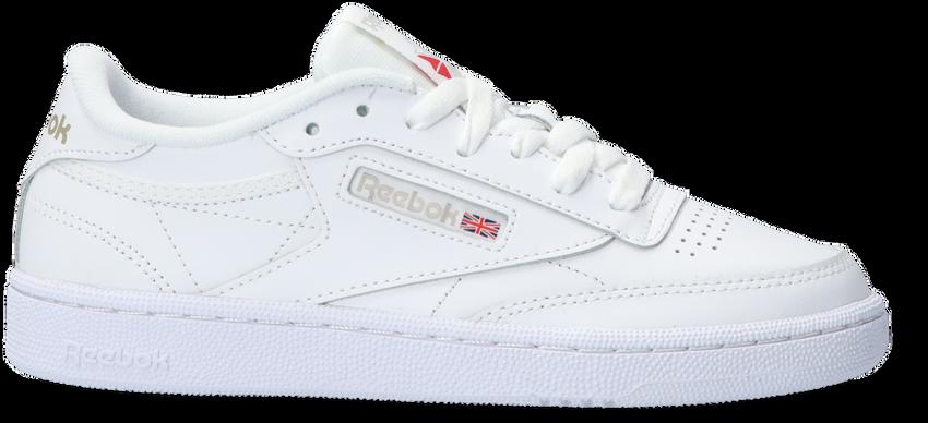 Weiße REEBOK Sneaker CLUB C 85 WMN - larger