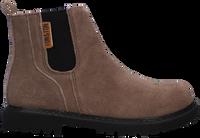 Braune TON & TON Chelsea Boots SIGURD  - medium