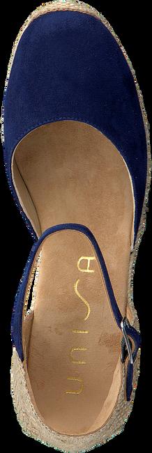 Blaue UNISA Espadrilles CISCA - large