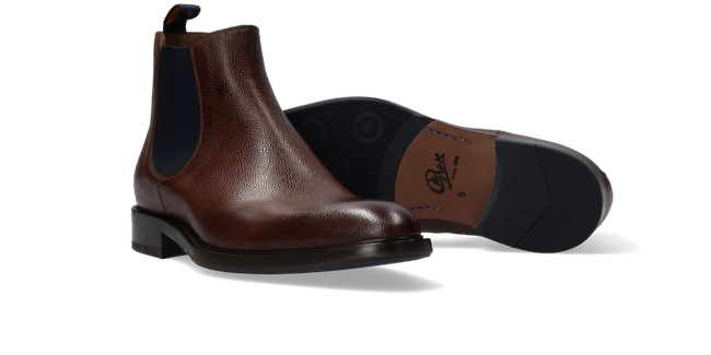 Braune GREVE Chelsea Boots PIAVE 4757  - large