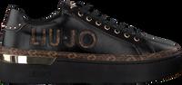 Schwarze LIU JO Sneaker low SILVIA 22  - medium