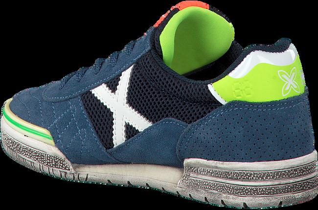 Blaue MUNICH Sneaker G3 KID - large