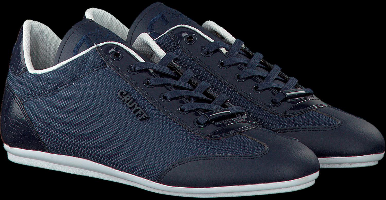 blaue cruyff classics sneaker recopa classic schuhmode online. Black Bedroom Furniture Sets. Home Design Ideas