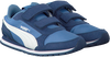 Blaue PUMA Sneaker ST.RUNNER JR - small