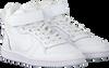 Weiße NIKE Sneaker COURT BOROUGH MID WINTER KIDS  - small