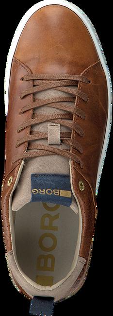 Cognacfarbene BJORN BORG Sneaker KENDRICK - large