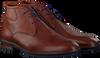 Cognacfarbene FLORIS VAN BOMMEL Ankle Boots 10156 - small