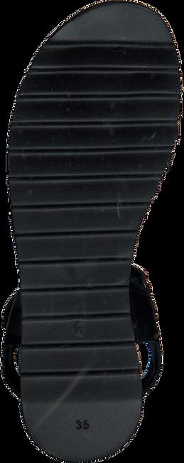 Schwarze HIP Sandalen H1860 - large