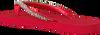 Rote UZURII Zehentrenner CLASSIC - small