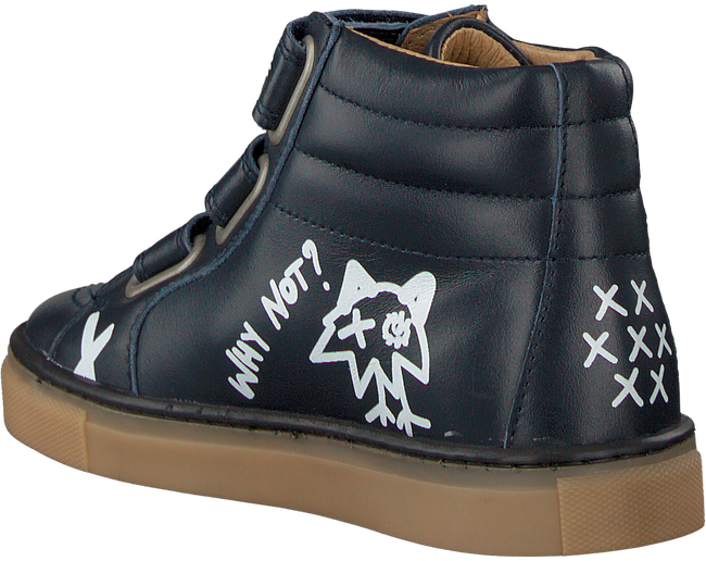 Blaue SVNTY Sneaker HIGHZEF - large