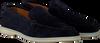 Blaue MAZZELTOV. Mokassins 3564  - small