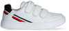 Weiße TOMMY HILFIGER Sneaker low 31084  - small