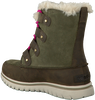 Grüne SOREL Ankle Boots COZY JOAN - small
