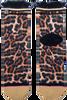 Mehrfarbige/Bunte XPOOOS Socken LUCILLE LEOPARD  - small
