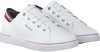 Weiße TOMMY HILFIGER Sneaker low GLITTER DETAIL CITY  - small