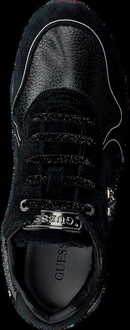 Schwarze GUESS Sneaker TESSA  - large