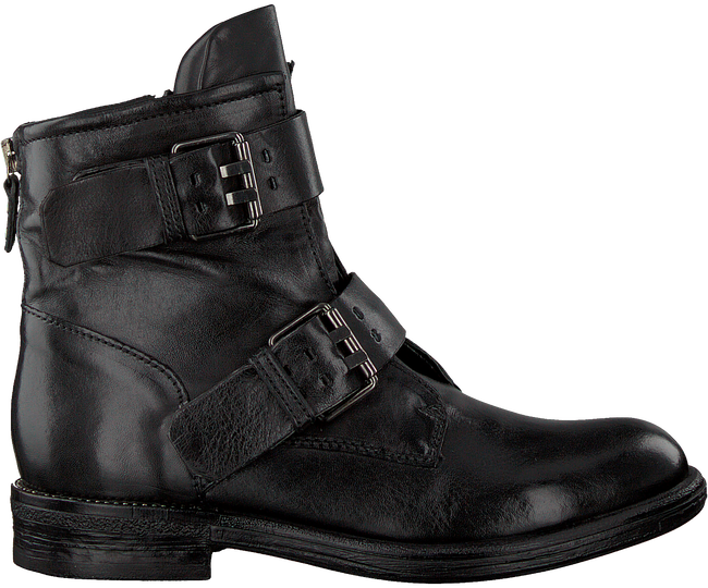 Schwarze OMODA Biker Boots 971267  - large