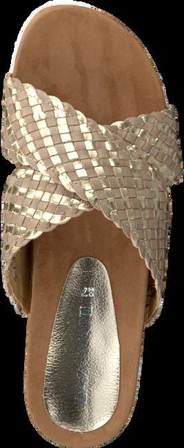 Goldfarbene LAZAMANI Pantolette 33.751  - large