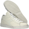 Weiße DIADORA Sneaker high GAME L WAXED ROW CUT  - small