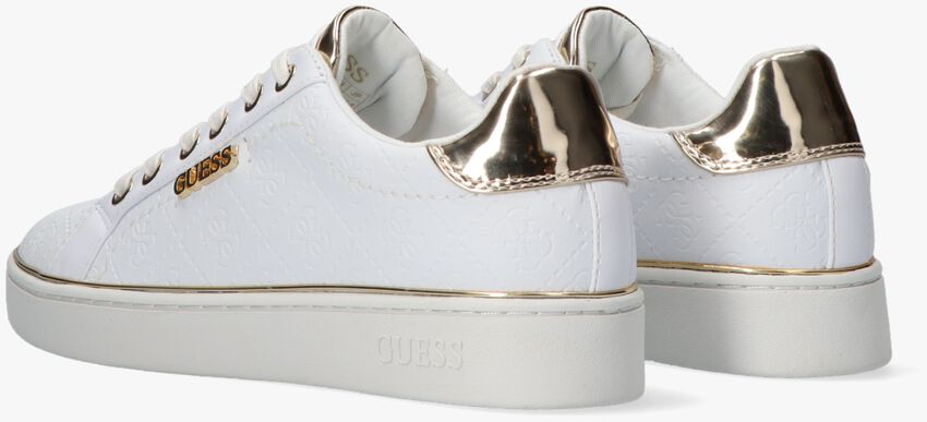 Weiße GUESS Sneaker BECKIE  - larger
