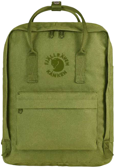 Grüne FJALLRAVEN Rucksack 23548 - large