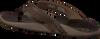 brown OLUKAI shoe IKOI  - small