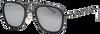 Schwarze IKKI Sonnenbrille KAY  - small