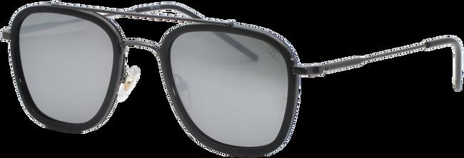 Schwarze IKKI Sonnenbrille KAY  - large