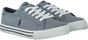 Blaue POLO RALPH LAUREN Sneaker SLATER - small