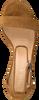 Cognacfarbene NOTRE-V Sandalen 27242  - small