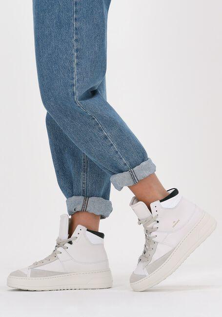 Beige COPENHAGEN STUDIOS Sneaker high CPH74  - large