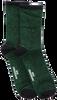 Grüne BECKSONDERGAARD Socken DINA SOLID  - small