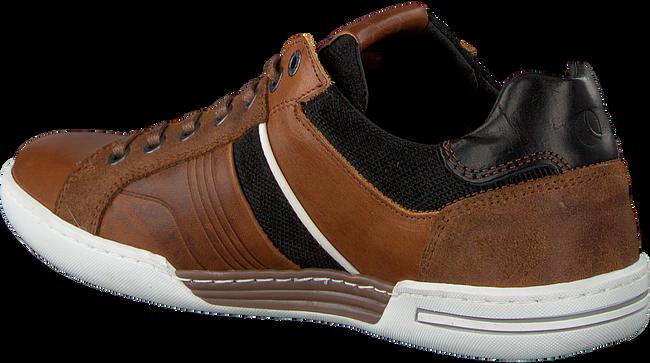 Cognacfarbene BJORN BORG Sneaker COLTRANE NU TRC M - large