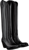 Schwarze SENDRA Hohe Stiefel 6592  - small