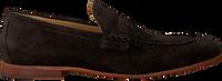 Braune VRTN Loafer 9262  - medium