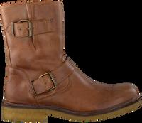 Braune CA'SHOTT Biker Boots 10253 - medium
