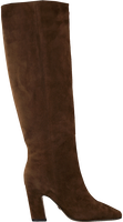 Taupe LOLA CRUZ Hohe Stiefel 014B30BK  - medium