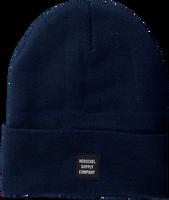 Blaue HERSCHEL Mütze ABBOTT - medium
