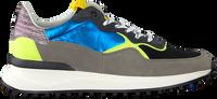 Blaue FLORIS VAN BOMMEL Sneaker low 16301  - medium