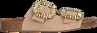 Beige TORAL Pantolette TL-10865  - medium