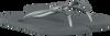 Graue HAVAIANAS Zehentrenner SLIM CRYSTAL GLAMOUR - small
