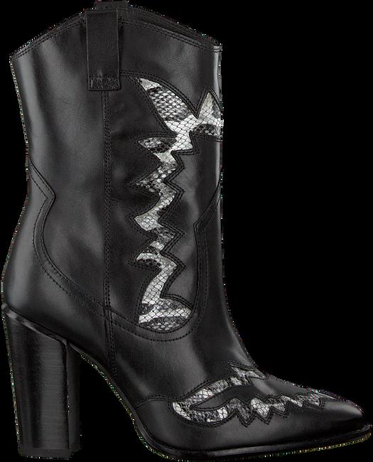 Schwarze BRONX Cowboystiefel 34106 - large