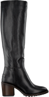 Schwarze SHABBIES Hohe Stiefel 193020062  - medium