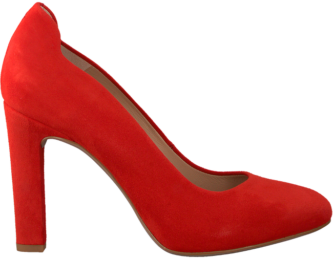 Rote UNISA Pumps PASCUAL  - large