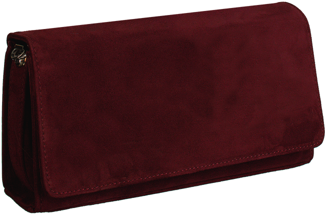 Rote PETER KAISER Clutch LANELLE - large