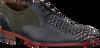 Graue FLORIS VAN BOMMEL Business Schuhe 18106  - small